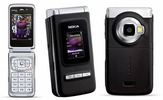 Nokia N75 Mobile Phone