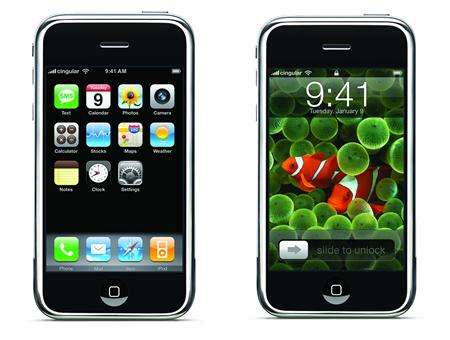 Apple iPhone Technical Specifications