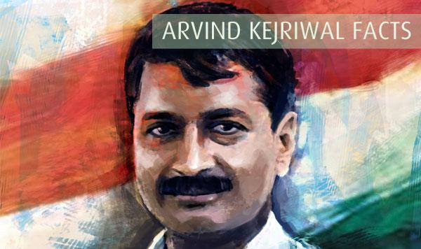 Arvind Kejriwal Facts