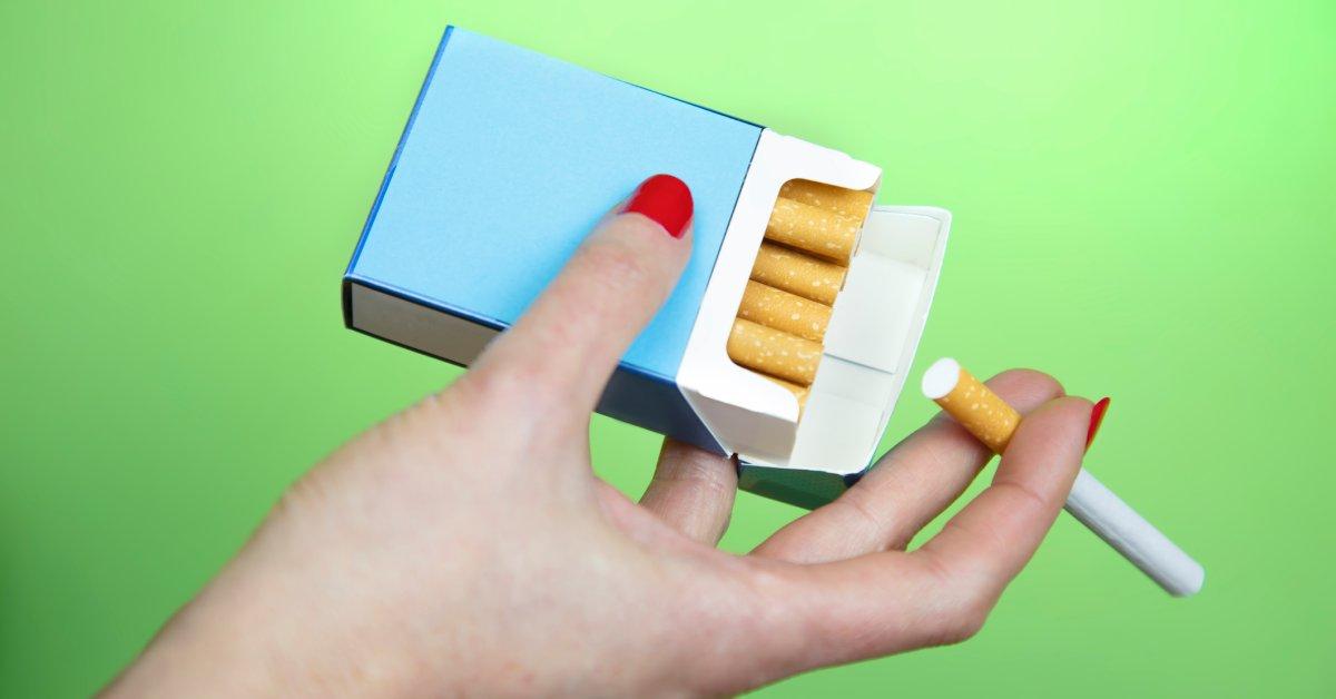 Cigarette Puzzle