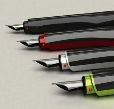 Digial Fountain Pen