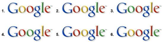Google Logo Question