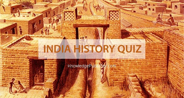 India History Quiz (Part 2) - General Knowledge of Indian