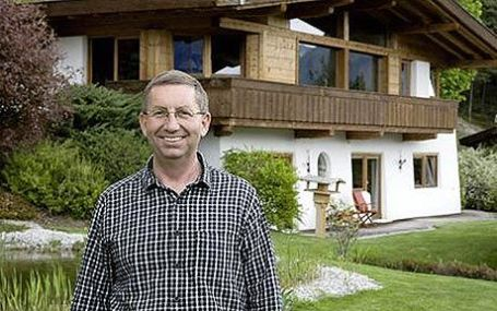 Karl Rabeder - Austrian Tycoon