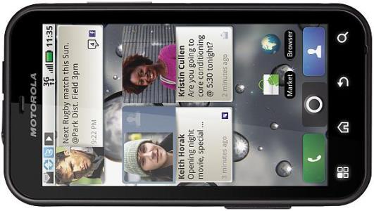 Motorola DEFY Picture