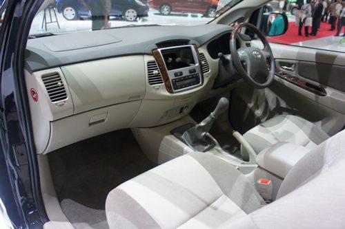 New Toyota Innova Interior Photo