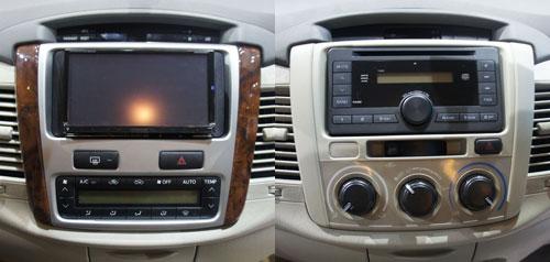 New Toyota Innova Music System