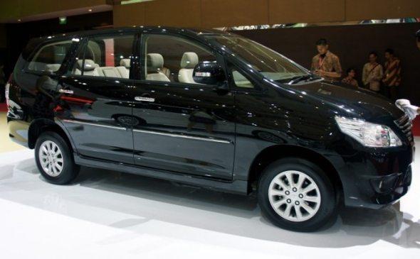 Toyota Innova New Model Photo