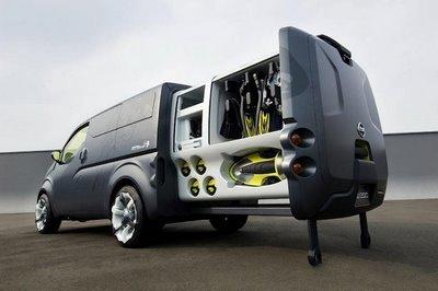 Nissan NV200 Concept Car