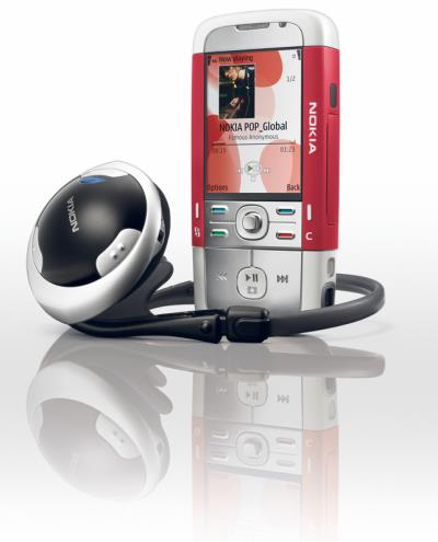 Nokia 5700 XpressMusic Mobile Phone