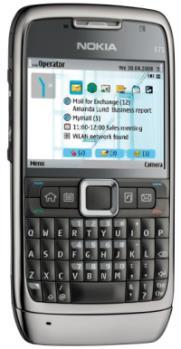 Nokia E71 Phone Photo