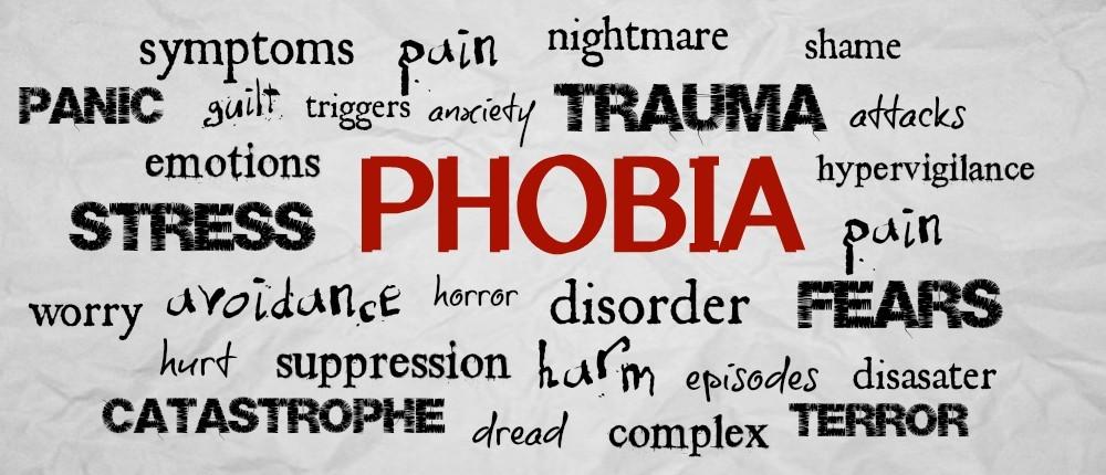 Phobia Types