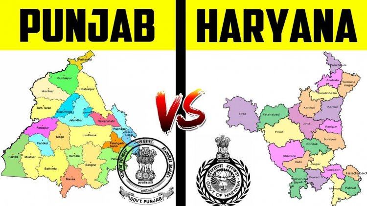 Punjab and Haryana Land Measurement Units