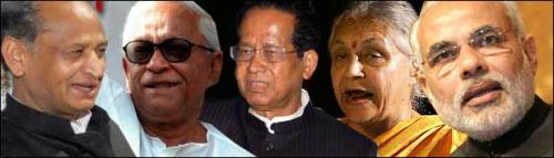 Qualified Chied Ministers in India