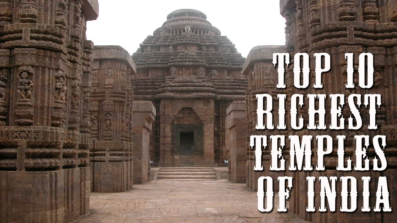 Rich Temples in India
