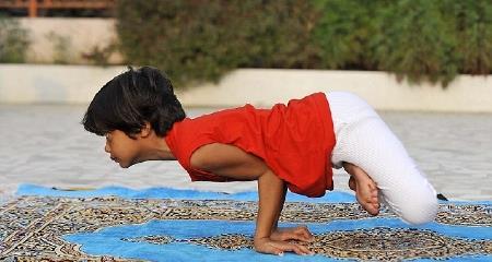 Shruti Pandey Yoga
