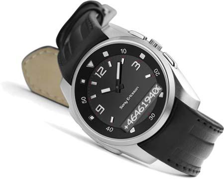 Sony Ericsson Bluetooth Watch