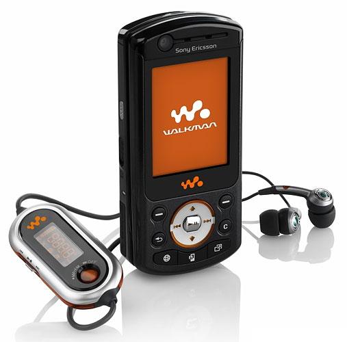 Sony Ericsson W900i Mobile Phone