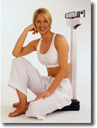Weight Reduction Woman Picture