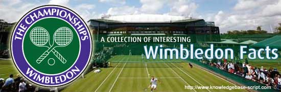Wimbledon Facts