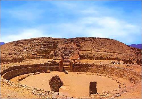Caral Supe Peru