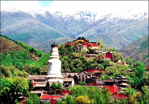 Mount Wutai China